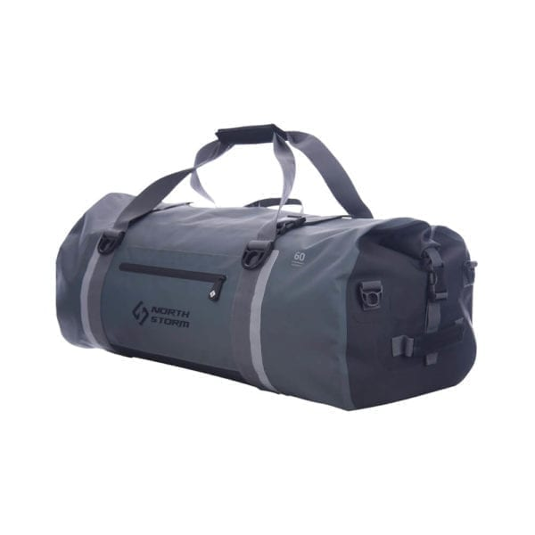 60 Litre Duffel Bag angled view