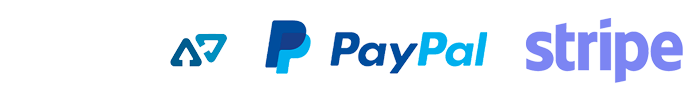 Afterpay-PayPal-Stripe-logos