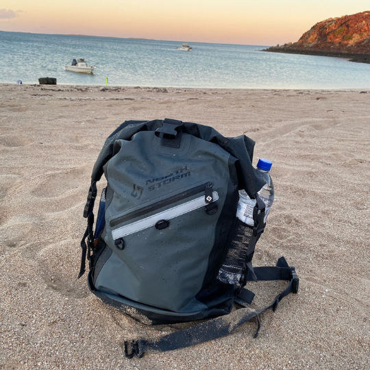 30L Backpack photo review