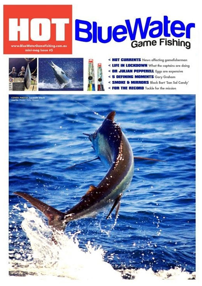 Hot BlueWater Mini Mag Issue 5