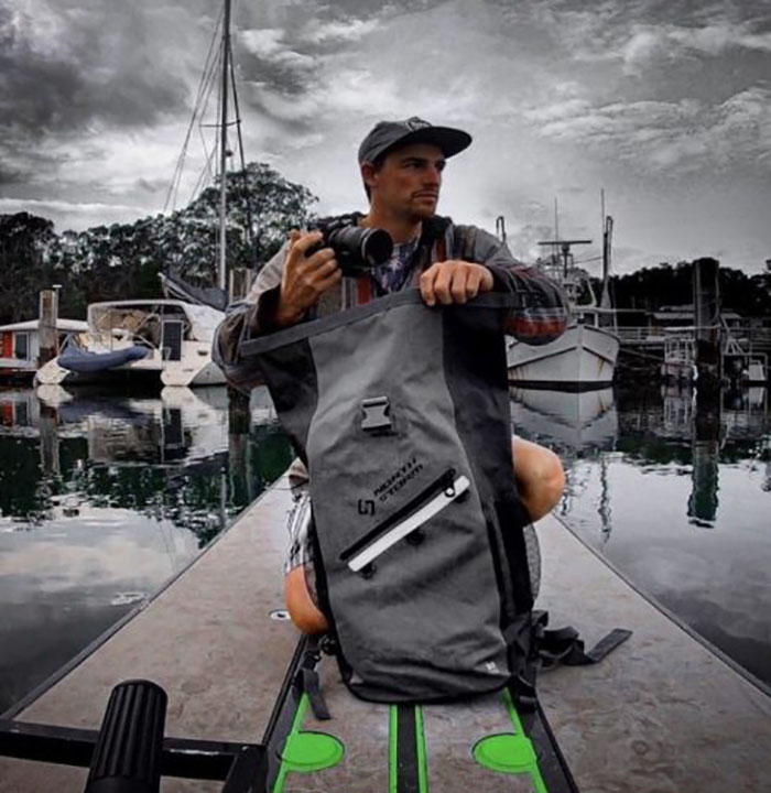 Fishing with Timmy Turtle North Storm Ambassador Waterproof Bags | Northstorm Waterproof Bags | North Storm Waterproof Bags | Waterproof Duffel Bags | Waterproof Back Packs | Waterproof Dry Bags